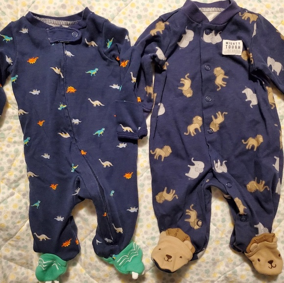 Other - Footed pajamas!